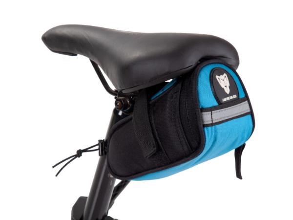 Hercules Saddle Bag - Blue