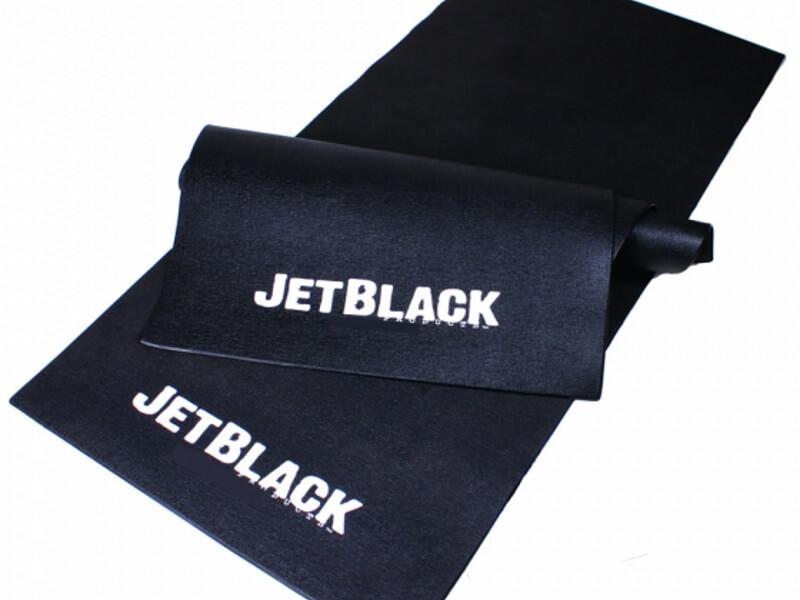 Jetblack Trainer Mat