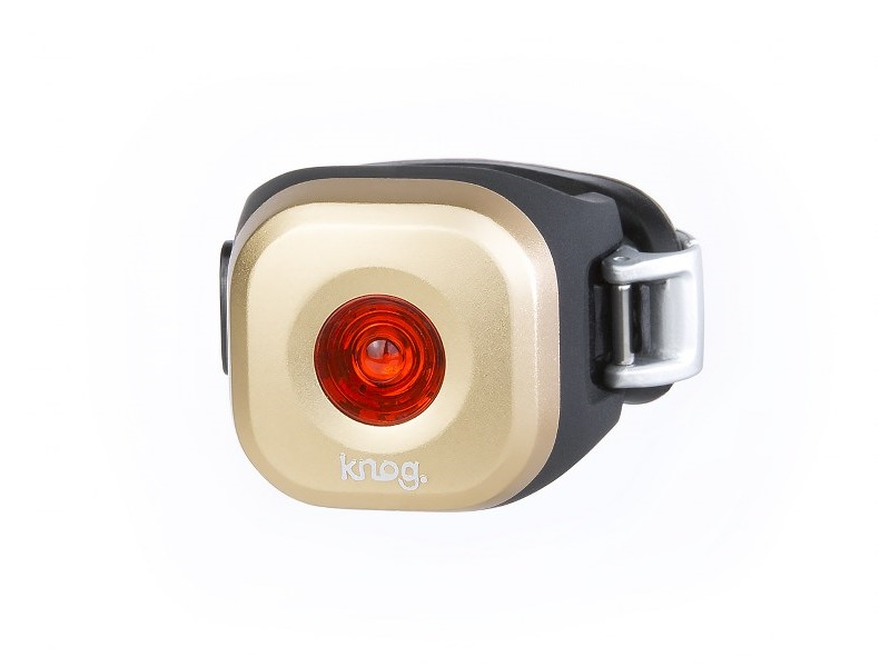 Knog Blinder Mini Dot Rear Light  Brass
