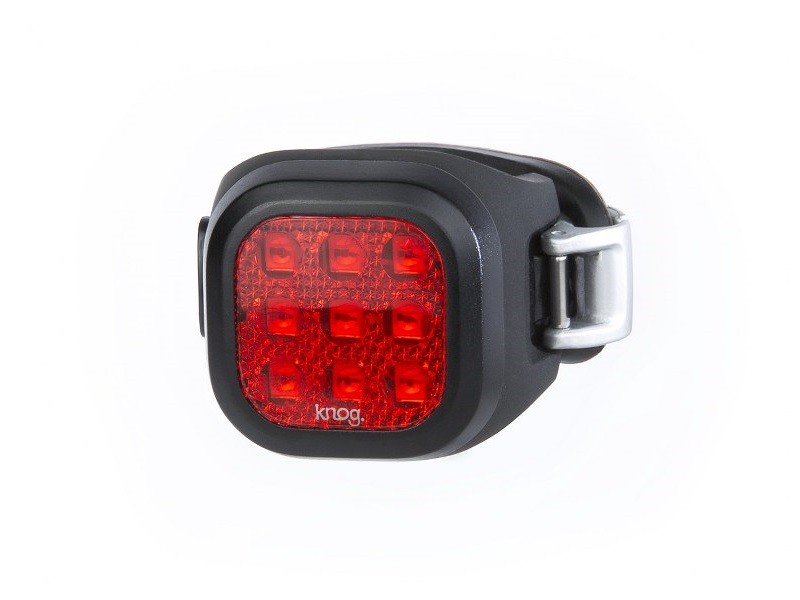Knog Blinder Mini Niner Rear Light  Black