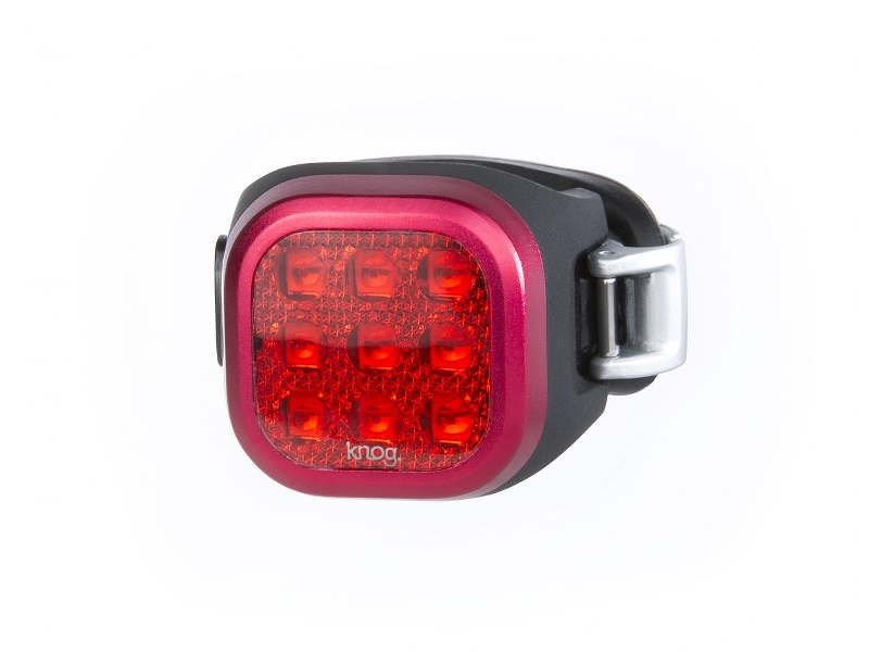 KNOG Mini Niner Rear Light - Red