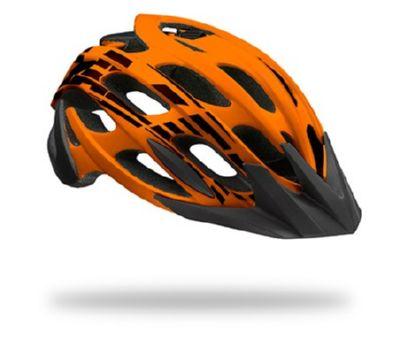Lazer Magma - Flash Orange Helmet