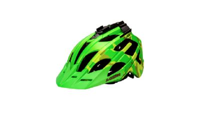 Lazer Oaziz - Flash Cameo Green Helmet