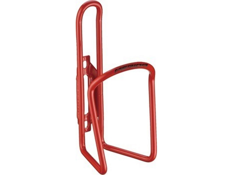 Merida Alloy Bottle Cage - Red