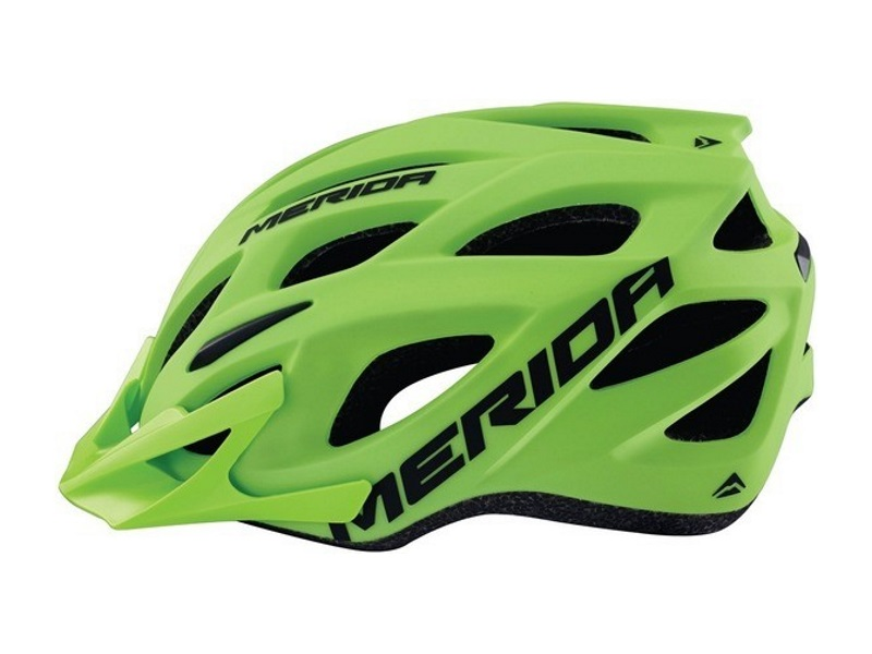 Merida Charger with Removable Visor - Green