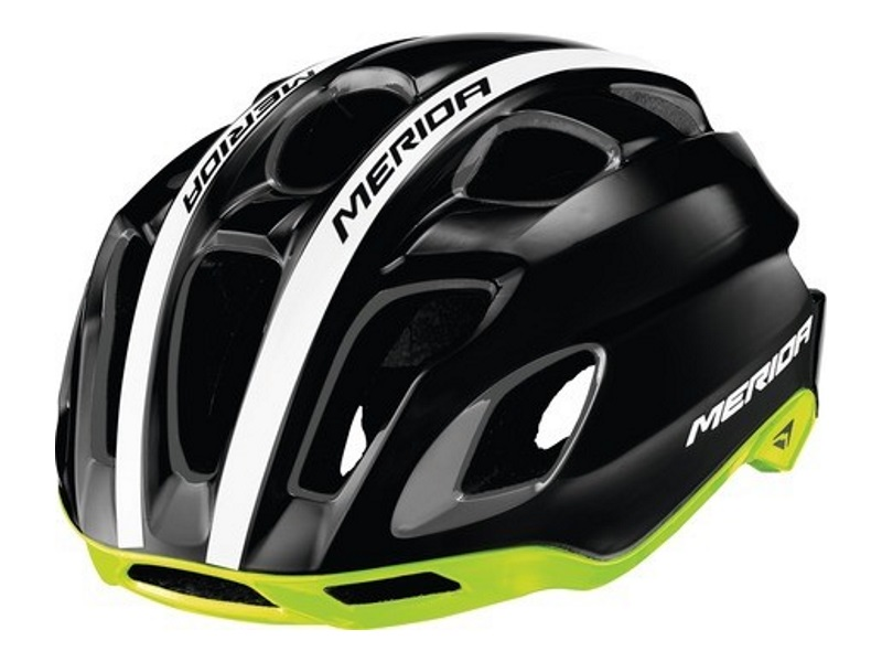 Merida Team Race - Black/Green