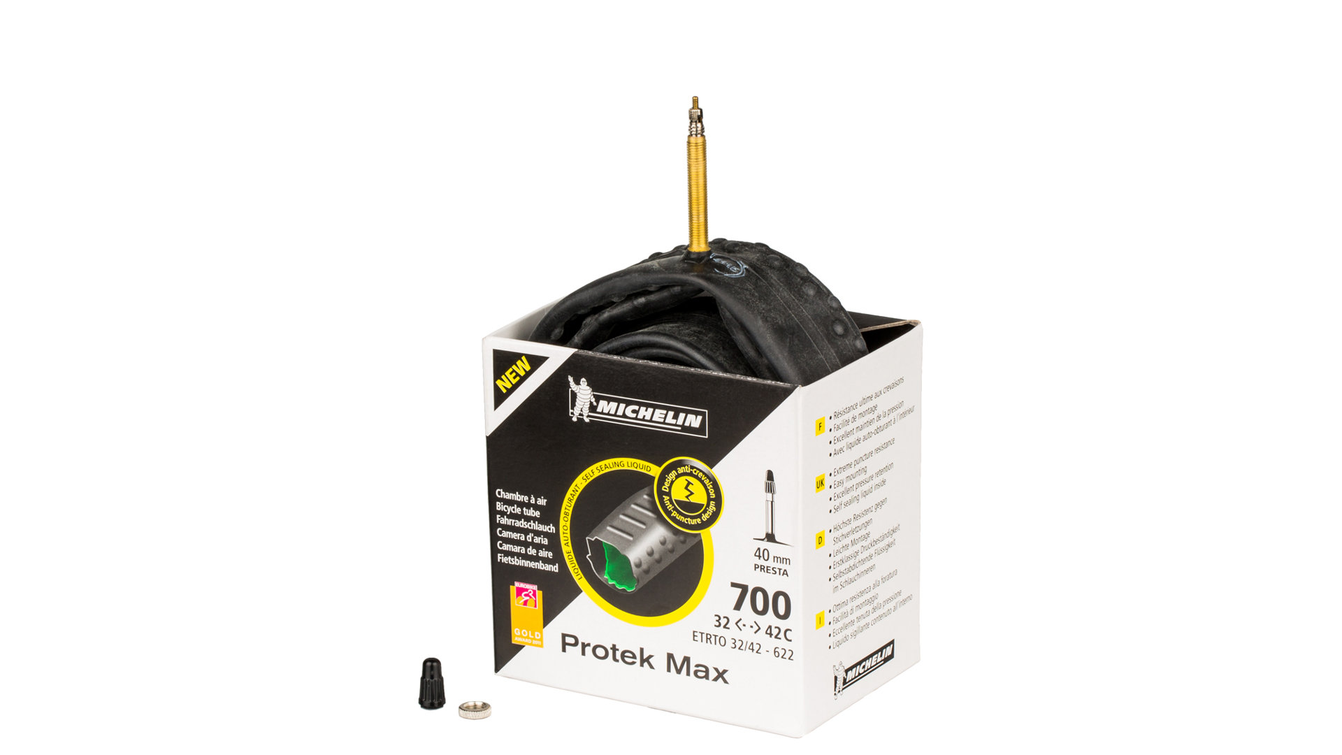 Michelin CH.A3 PROTEK MAX - 32/42 x 622 PR40
