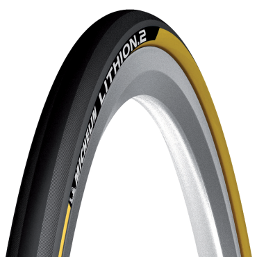 Michelin Road Range Lithion2 TS Yellow V2