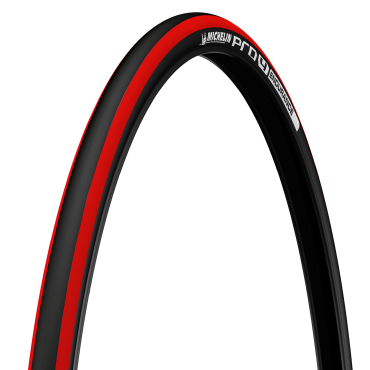 Michelin Road Range Pro4 Endurance Red TS V2