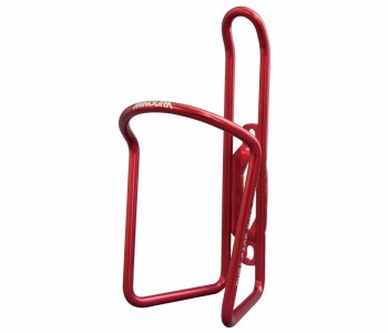 Minoura Alloy Bottle Cage Red