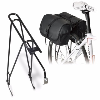 Minoura Rear Rack with Pannier Bag