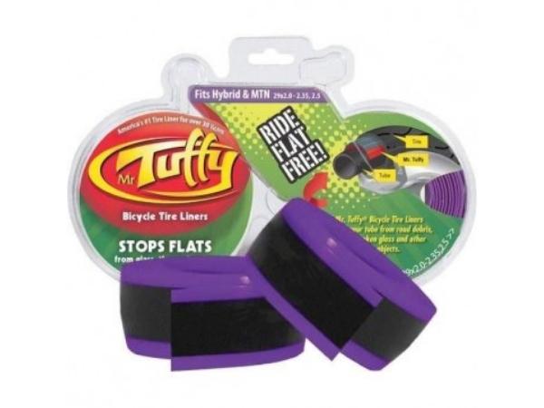 Mr. Tuffy Purple Tire Liners (2) (29x2.00-2.35-2.5)