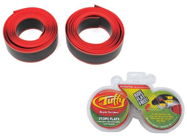 Mr. Tuffy Red Tire Liners (2) (700x28-32)