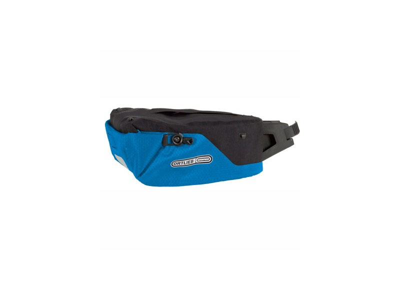 Ortileb Seatpost Bag 1.5L - Ocean Blue