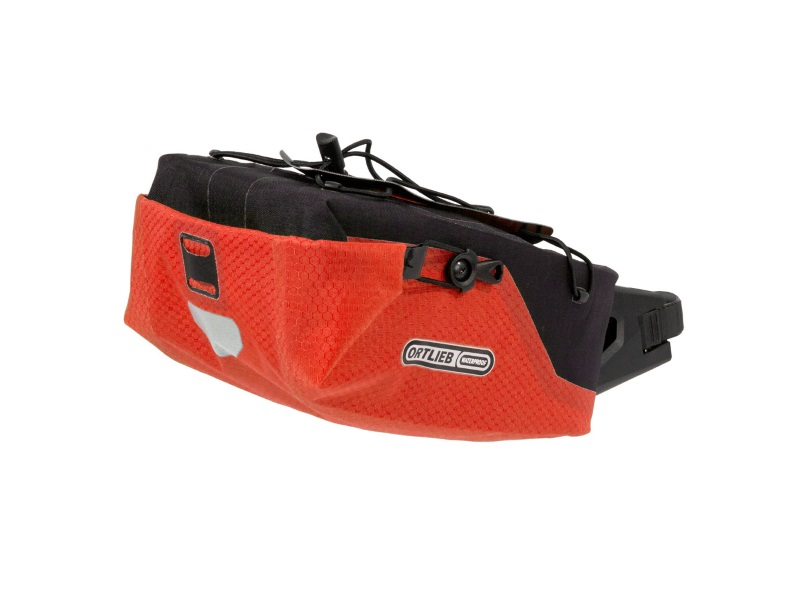 Ortileb Seatpost Bag 4L - Red