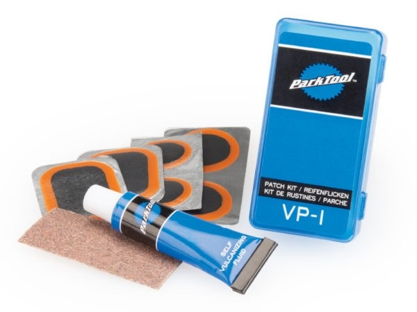 Park Tool Vulcanizing Puncture Patch Kit