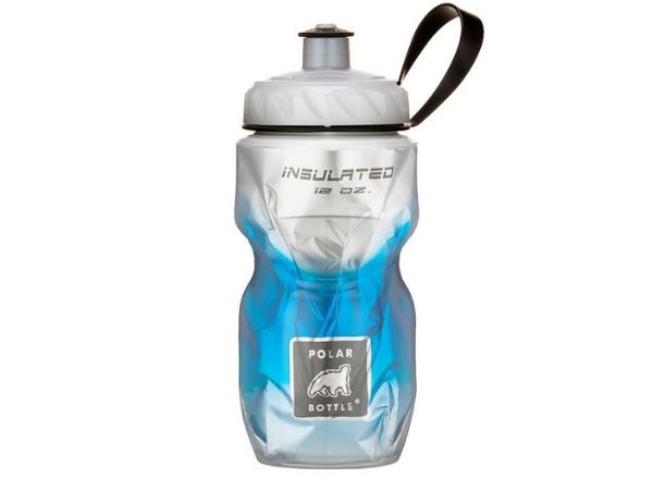 Polar Insulated Bottle 12oz - Fade Blue
