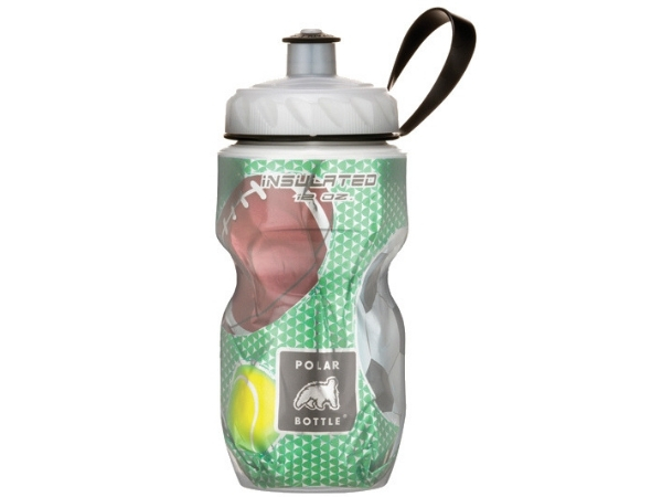 Polar Insulated Bottle 12oz - Play Ball