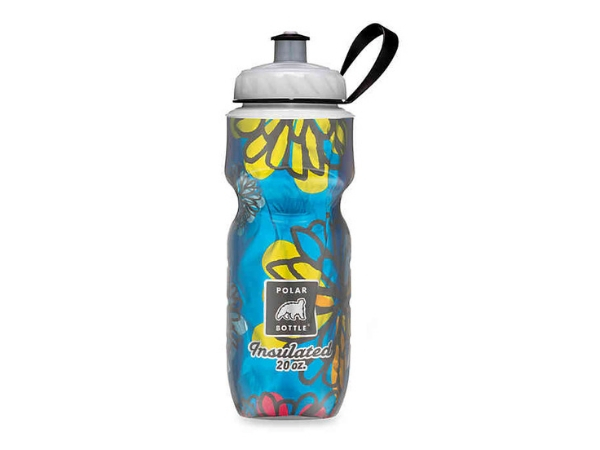Polar Insulated Bottle 20oz - April Showers