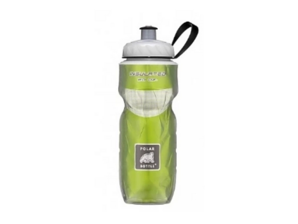 Polar Insulated Bottle 20oz - Solid Green