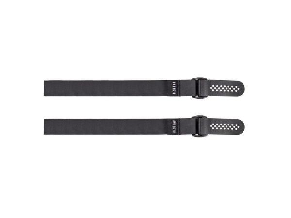 Restrap Fast Straps 45mm - Black - Pack of 2