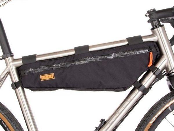 Restrap Frame Bag - Black (Large)