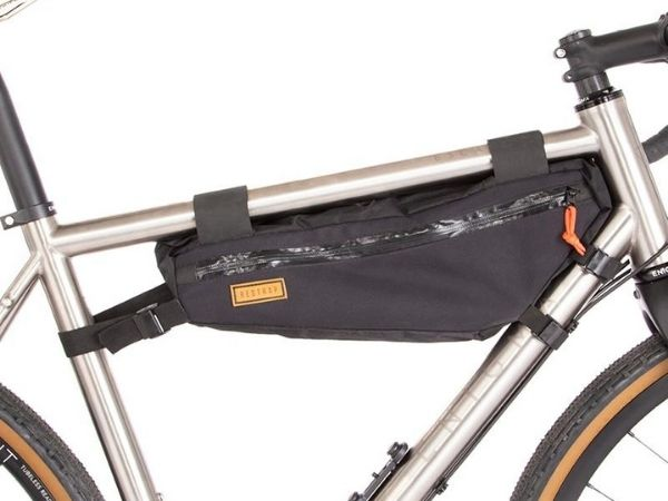 Restrap Frame Bag - Black (Medium)