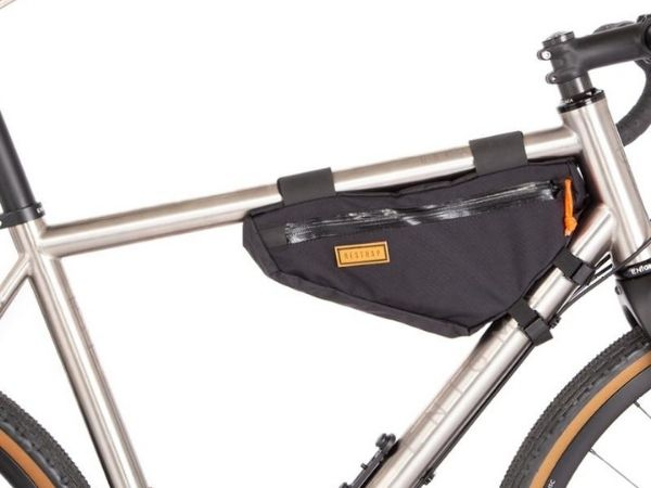 Restrap Frame Bag - Black (Small)