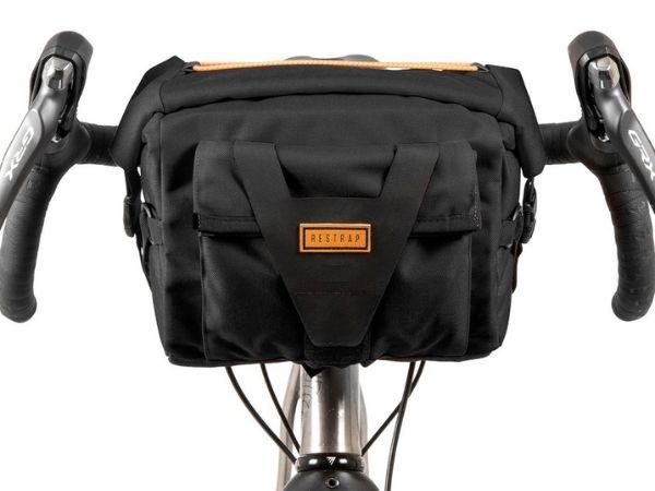 Restrap Handlebar Pack - Black