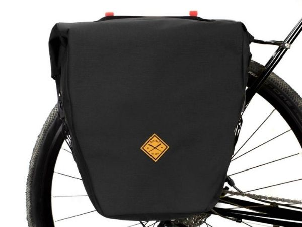 Restrap Pannier Bag - Black (Large)