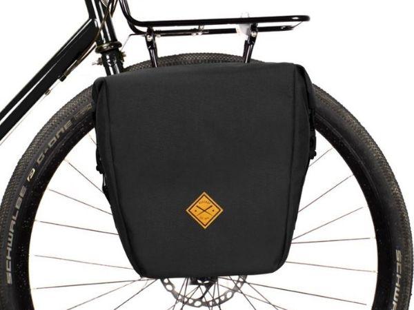 Restrap Pannier Bag - Black (Small)