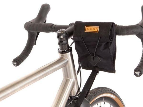Restrap Tech Bag - Black