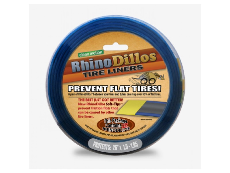 Rhinodillos Silver 26