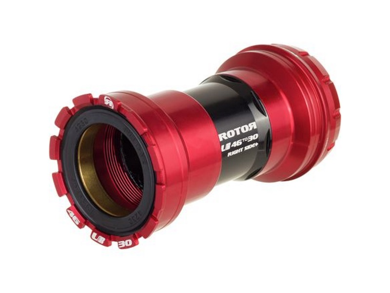Rotor UBB 4630 386 Ceramic Red
