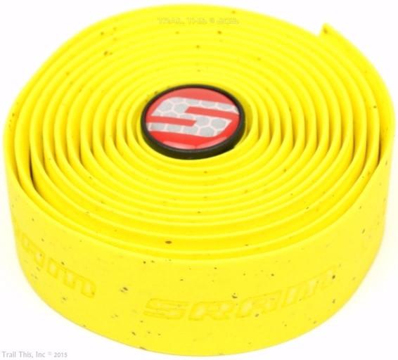 SRAM Handle Bartape Cork Yellow