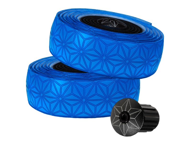 Supacaz Super Sticky Bartape - Neon Blue