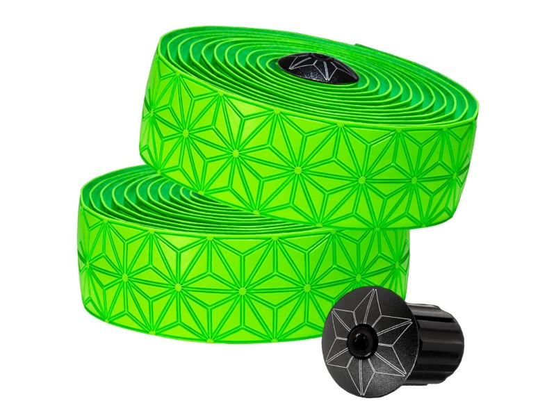 Supacaz Super Sticky Bartape - Neon Green