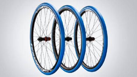 Tacx Trainer Tyre MTB 32-559 (26X1.25) - Blue