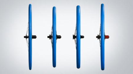 Tacx Trainertyre MTB 32-622 (28X1.25) - Blue