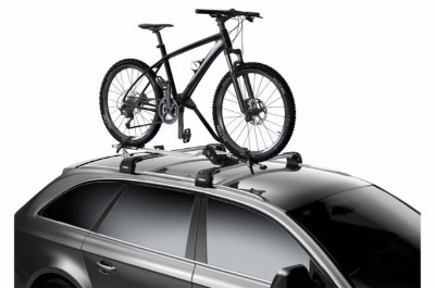 Thule Pro Ride 591 Bike Rack Mountings