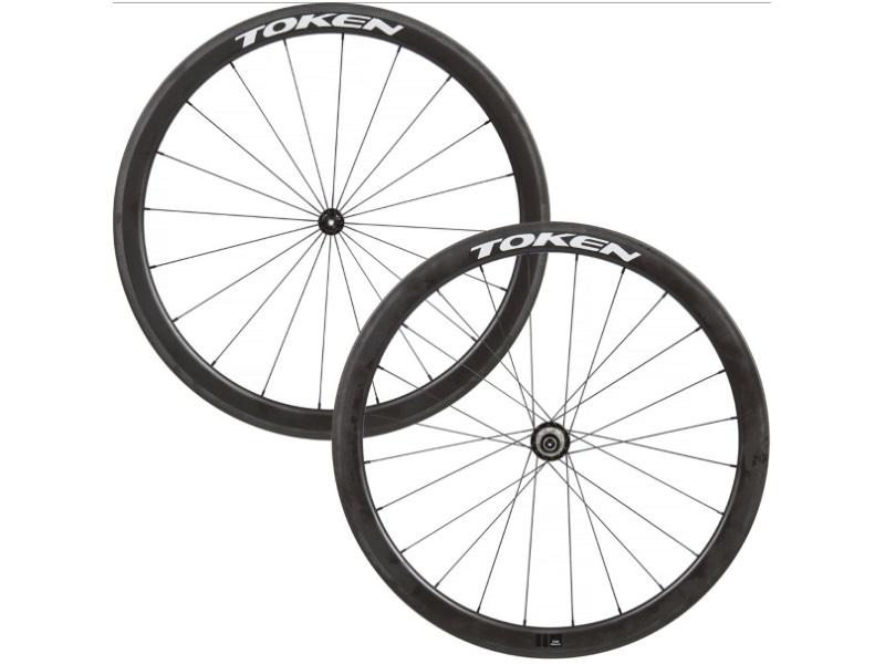 Token C45 Resolute Wheelset