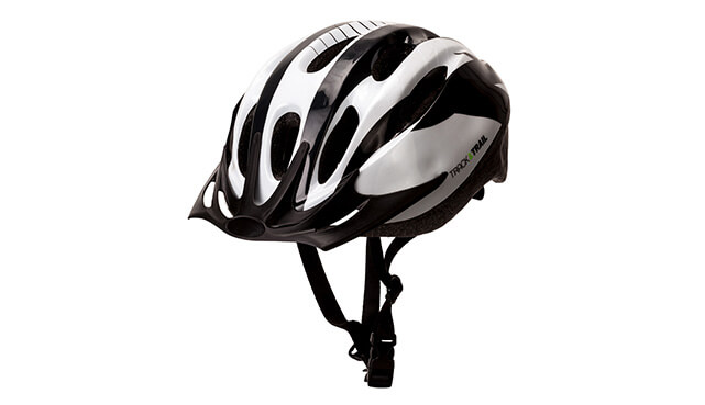 Track and Trail Sport Helmet Black
