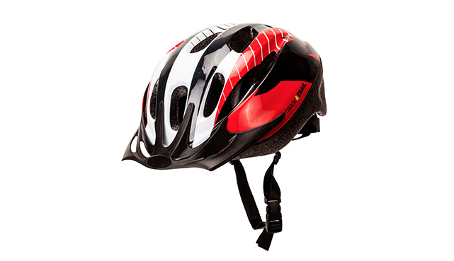 Track & Trail Sport Helmet Red