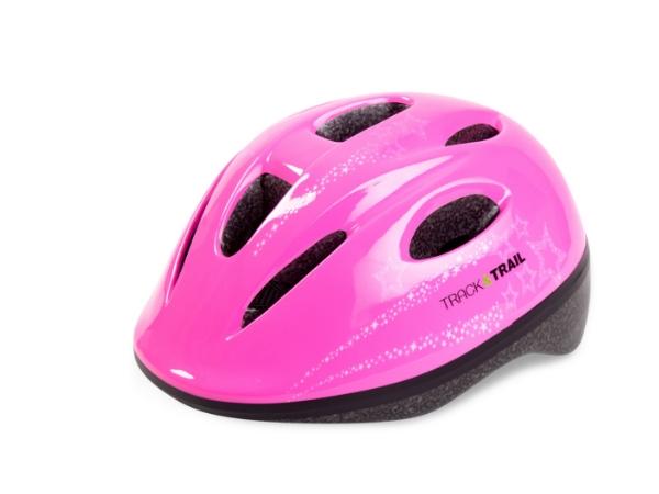 Track & Trail Kids Helmet - Pink