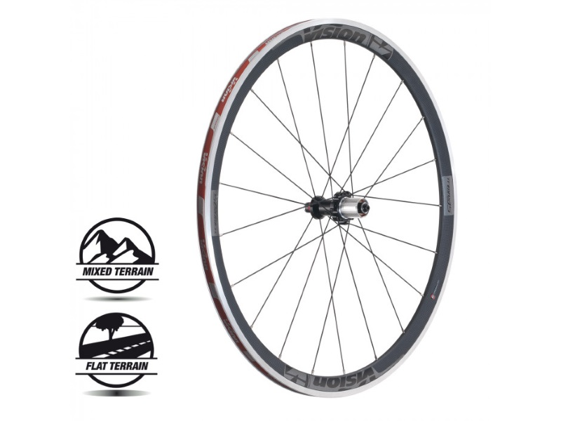 Vision Trimax 35 SL Clincher Set