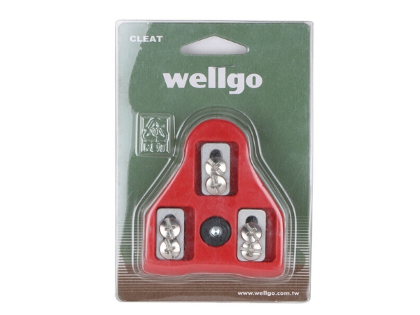 Wellgo Clipless Road Cleat