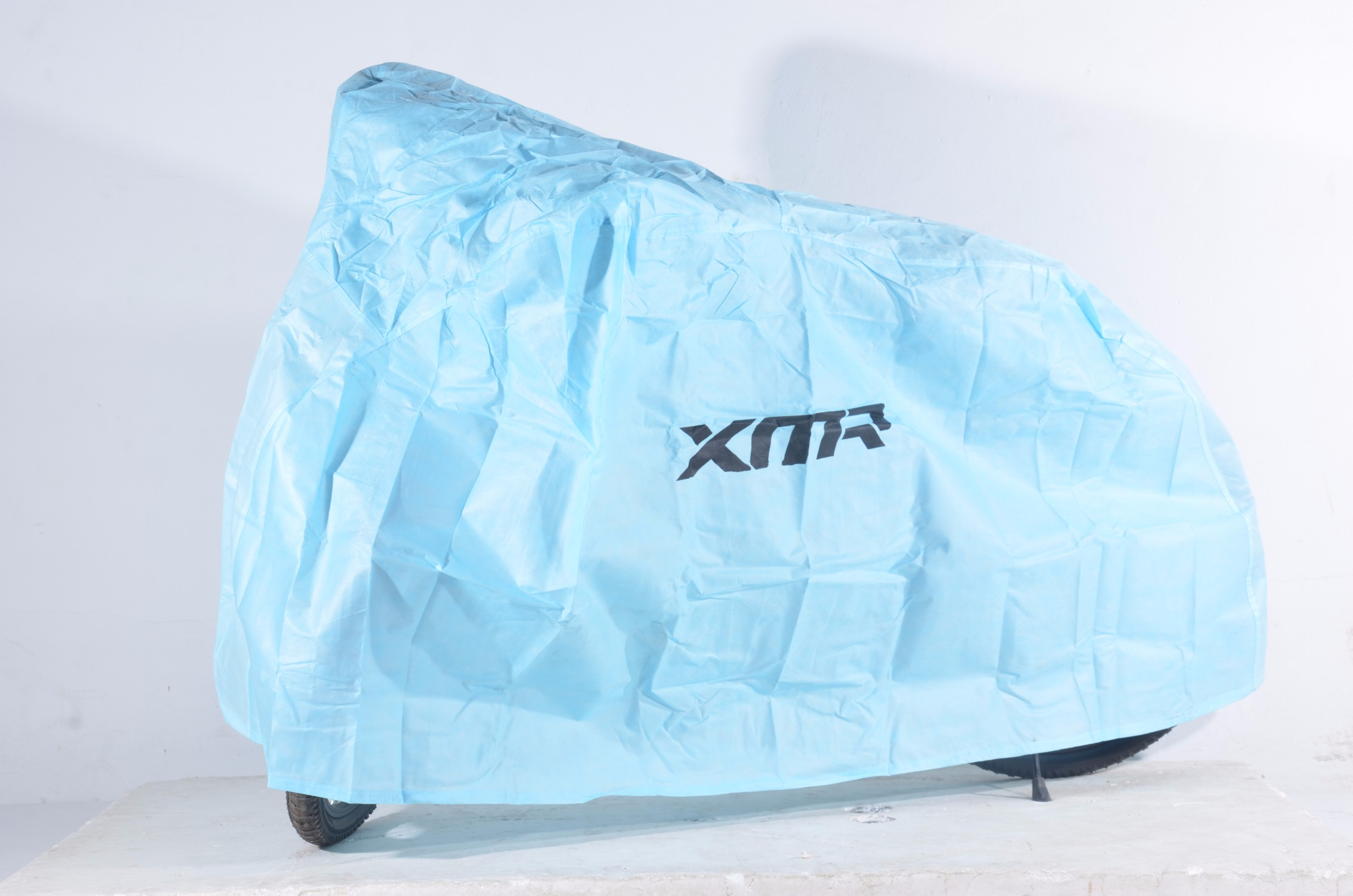 XMR Bike Cover Silver