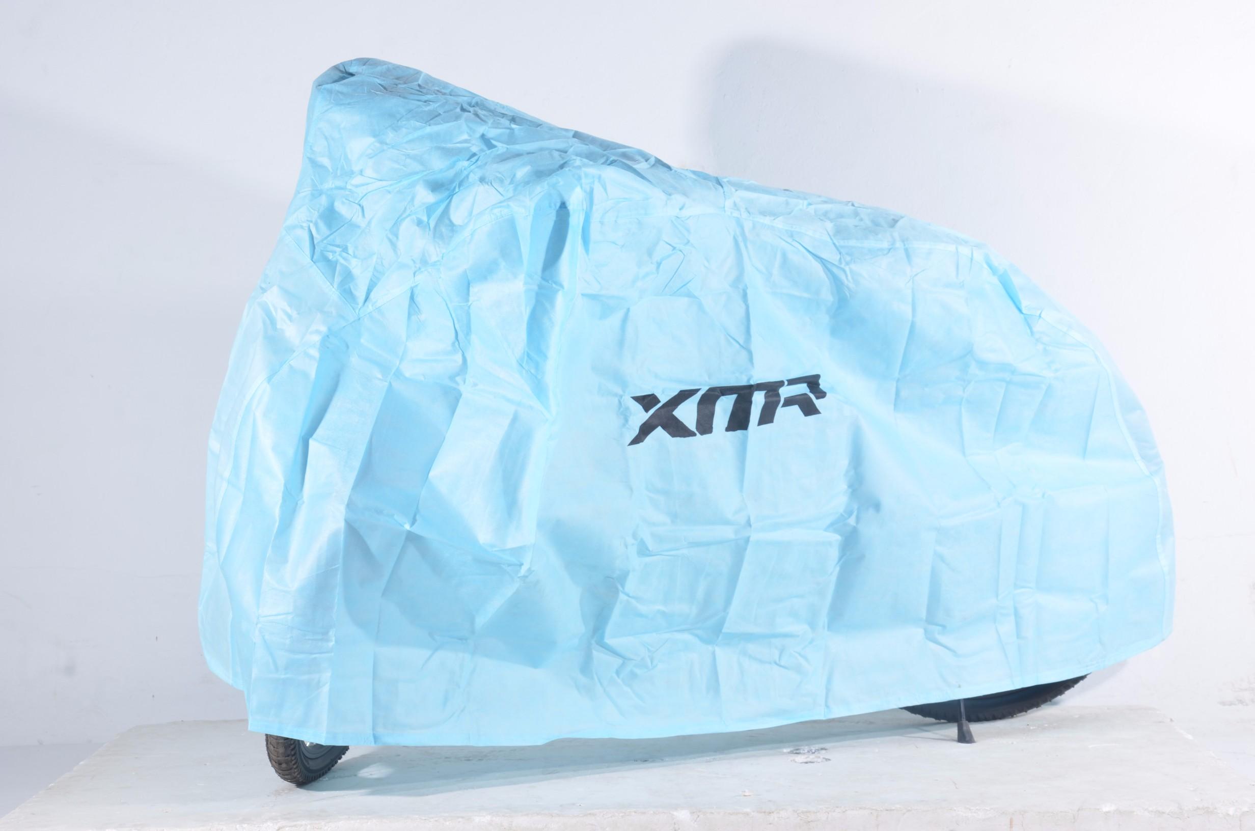 XMR Bike Cover Silver