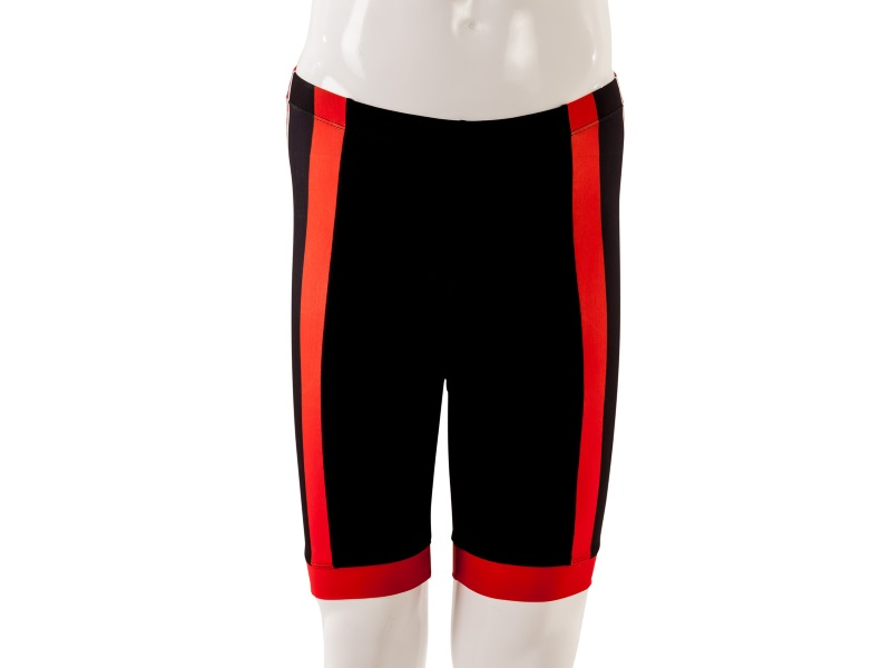 XMR Cycling Short Black/Red