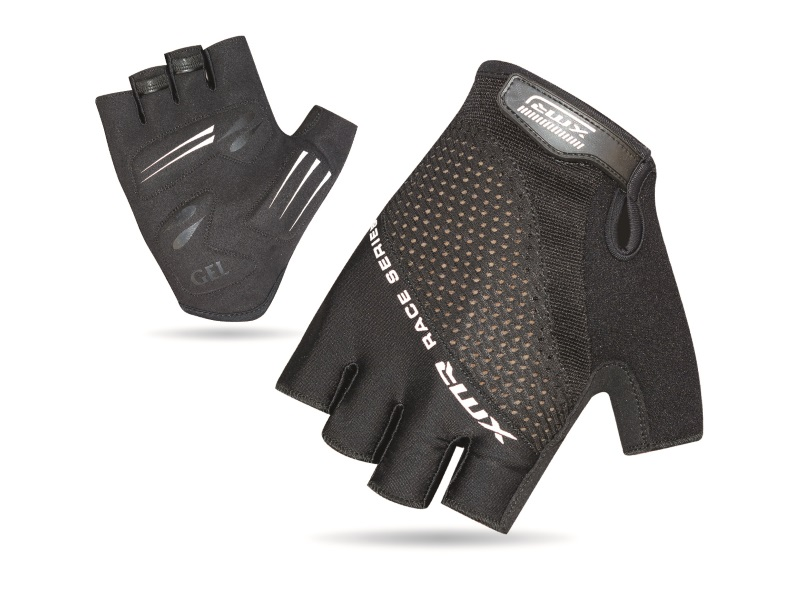 XMR Race Series Gel/Foam Gloves - Black